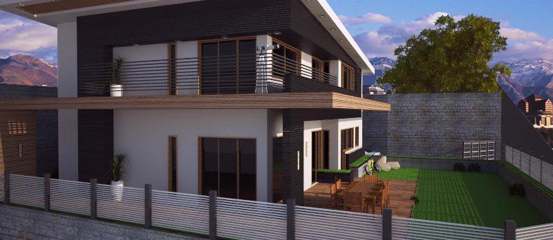 אדריכלות ועיצוב פנים | אדריכל בתים פרטיים