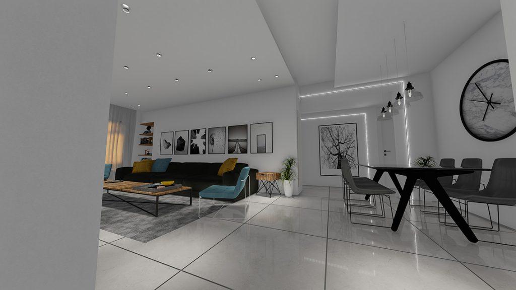 דירות יוקרה מעוצבות | עיצוב פנים בנתניה
